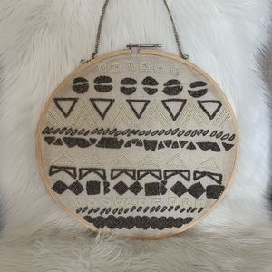Handcrafted Boho Wall Hanging